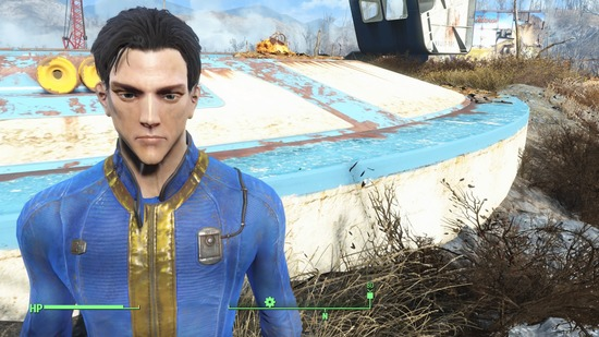 Fallout 4(フォールアウト4)男性2