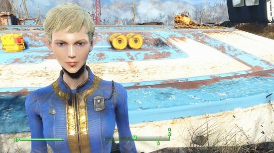 Fallout 4(フォールアウト4)女性4