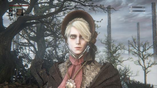 Bloodborne 人形/時計塔のマリア(Doll/Lady Maria)