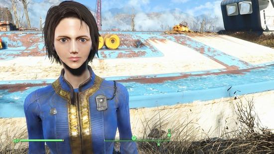Fallout 4(フォールアウト4)女性1