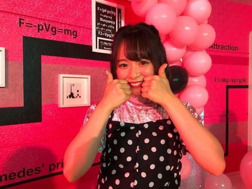 【AKB48】倉野尾成美が若手を指導したときにチーム8の未来は安心だと思った瞬間&山田菜々美と横山結衣に対する愛情は別物