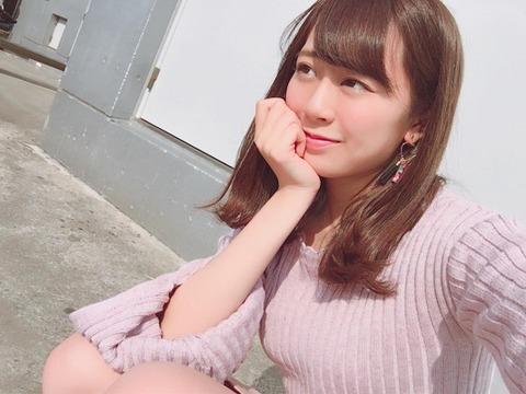 【HKT48】写真撮影で泣きそうになった坂口理子にカメラマンは大喜び