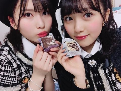 【AKB48】メンバーから影響を受けて好きになったもの。仲良しだけど対立する向井地美音たちと福岡聖菜&中学生の時に嘘をついてしていたこと