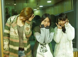 【AKB48】みんなでパジャマラジオ!?【佐藤亜美菜・大家志津香・名取稚菜】