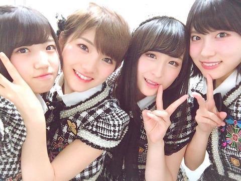 【AKB48】一番の仲良しは誰?川本紗矢の交友関係