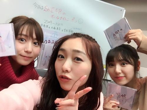 【SKE48】アイドルとファンの関係は恋愛に近い?須田亜香里「箱推しって最強のいいわけ」&菅原茉椰が初めてのMステで失敗したこと