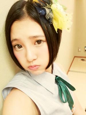 【HKT48】兒玉遥「アイドルに青春を捧げてるからこそ友達に恋愛事情聞いちゃう」