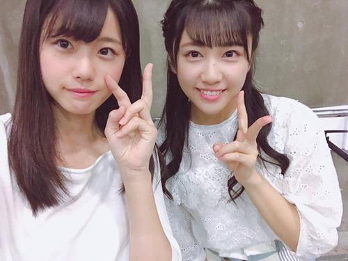【STU48】磯貝花音が瀧野由美子に対してずっとしてるモノマネ「ゆめぢかっ!」&門脇実優菜がされる勘違い。ハイテンションってそういうこと