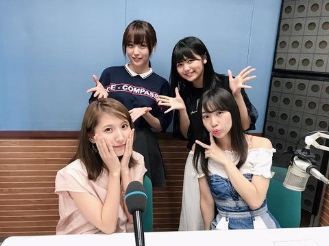 【SKE48】ライブで3列目8.5番の面白さ。みんな見てないけど結構面白いことになってます