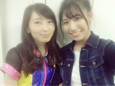【SKE48】結構がっつり喧嘩する二人。荒井優希「真那さんとはちょうど喧嘩する波長なの」&青木詩織が卒業にまで追いつめられたとき