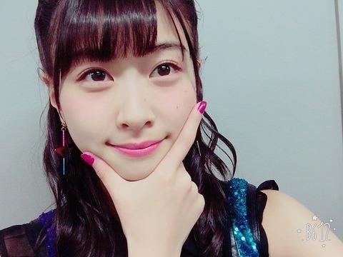 【HKT48】憧れの島崎遥香に会うも話せず。でもダンスのときに○○されてハイテンション!【松岡はな】