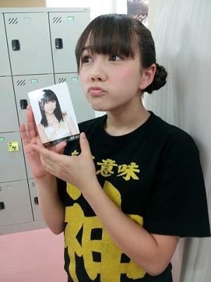 【HKT48】元カレにあったような気持ちになる。古参とアイドルの関係【村重杏奈】