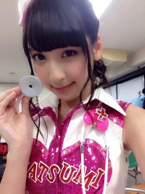 【SKE48/NMB48/HKT48】飲み物あげるのが似合う子らしい【松岡菜摘】