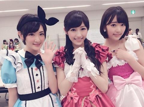 【AKB48/乃木坂46】乃木坂とAKBの違いは?生駒里奈「アイドルだけど可愛いポーズしたことなかった」