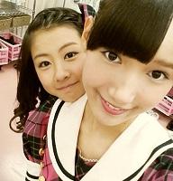 【HKT48】子どもたちが田中菜津美の顔を絶対に見る。田中「どんな顔してるんですか私」