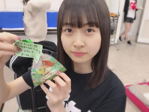 【HKT48】松岡はなが福岡に来てびっくりしたこと&中学時代ダンス部と兼任していたバレー部の話