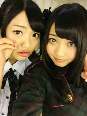 【AKB48】仲良いはずだけど思い出があまりない二人【北原里英・木﨑ゆりあ】