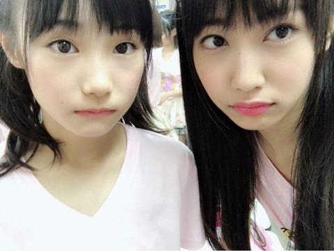 【SKE48】48グループ最年少小学生倉島杏実のイタズラ&野村実代「オーディション受けてる時点でみんな自分好きだよね?」