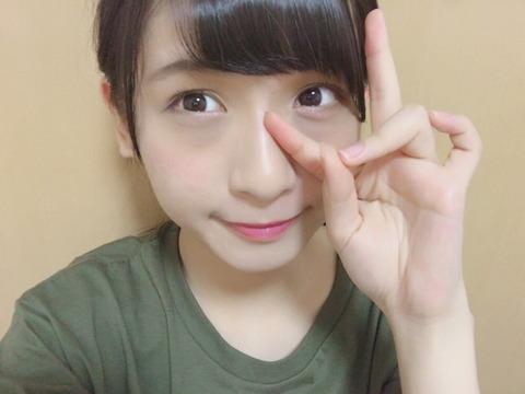 【HKT48】気づいたら見られてる。元ファンの熱視線&恋愛映画は純粋に楽しめない【堺萌香】