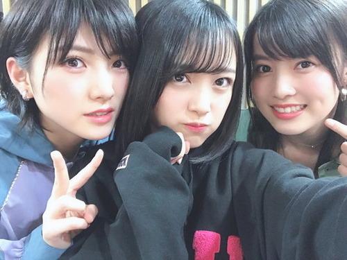 【AKB48】メンバーものまねを披露するもうまくいかなかった時は褒め殺し。向井地美音が聞いた長久玲奈のイイ話&誰でもできる総監督ものまね&脈アリかどうかは映画のジャンルでわかる