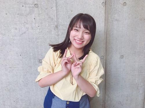 【SKE48】片岡成美の大草原ポーズ誕生話。すべての始まりは位置情報&先輩に気を使う後輩たちの苦労