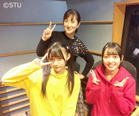 【STU48】門脇実優菜の可愛いプレゼントの渡し方。石田みなみも涙&自分の気持ちを伝えるのって大事。成長したなと感じること