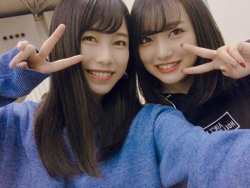 【AKB48】海外でのルームサービス。2人分頼むと1皿届いて2つのたまご&汗かきの横山由依が灰色のTシャツを着たときにした努力