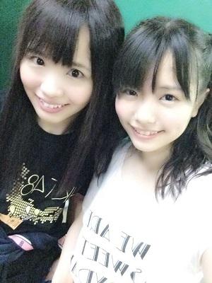 【SKE48/HKT48】渕上舞「松村香織さんに似てるって言われて」