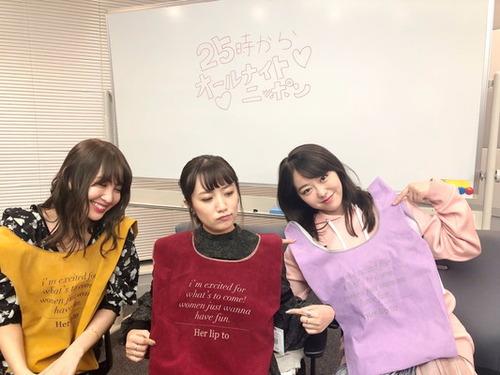 【AKB48】自分のコンプレックスにブロッコリーを付けるとしたら&深夜ラジオ特有のノリでトンカチキャラ誕生【高橋みなみ・小嶋陽菜・峯岸みなみ】