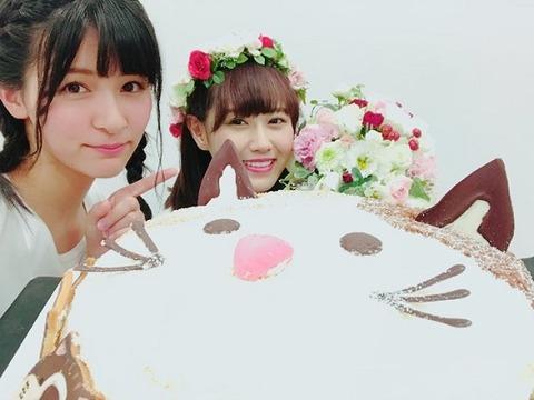 【NGT48】村雲颯香の「ABC先生」誕生秘話&生誕祭に使われたケーキってその後はどうなる?
