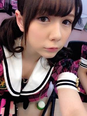 【HKT48】母が健康オタクであるが故に屋台で本物の味を知る娘【村重杏奈】