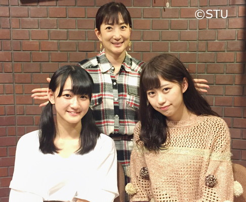 【STU48】佐野遥のメイク術&過去のことはすぐ忘れる。自分のクラスもあやふや&部屋まで自分の色で染まる【佐野遥・信濃宙花】