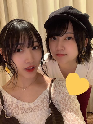 【SKE48】白井友紀乃が白井琴望に怒られた髪型&ちょっと複雑な家庭?白井家の推しメン問題