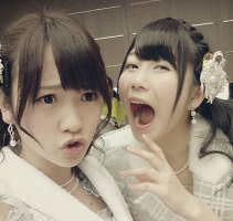 【AKB48】横山由依にしがみつきたいが届かない川栄李奈の強烈な一言