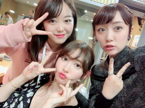 【AKB48】ラジオ番組を持つ高橋みなみの苦悩「嘘始めます?」&あの生活がリアルなら引く?小嶋陽菜の画角と空間と合成と