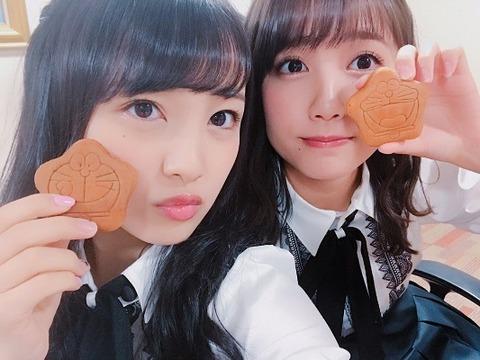 【AKB48】アイドルっぽい4人と伊豆田莉奈「なんで私がここに?」向井地美音「確かに(笑)」