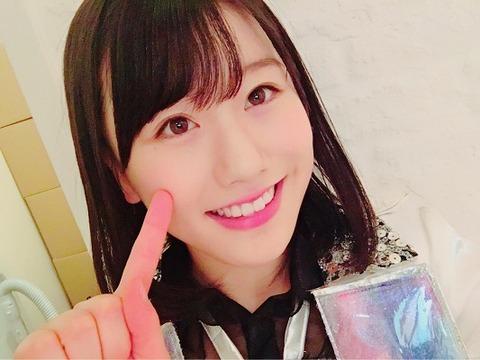【HKT48】イベントでファンは一人だけだった小田彩加。腐ることなく努力継続中