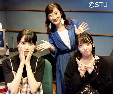 【STU48】石田みなみが重要なスピーチでもあえて覚えてこない理由&曲がった先には小さい中村舞&団子の気持ちはこんな感じ?