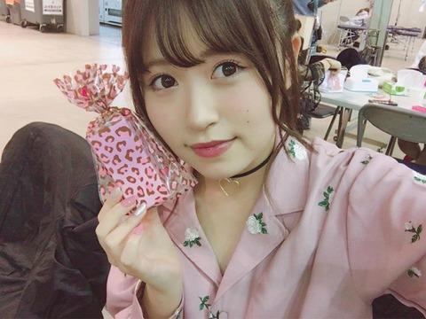【AKB/SKE/HKT】HKTのグループ内バレンタイン事情に涙が出ちゃう【冨吉明日香】