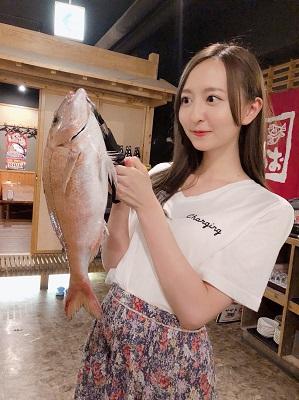 【HKT48】自分のうちわじゃなくても反応する。アイドルだけどアイドルファン&趣味の釣りが仕事に。自分で釣ったら自分で食べたい【森保まどか・今田美奈】