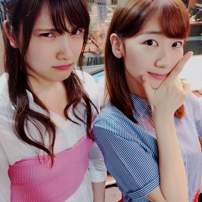 【AKB48】放送中、入山杏奈に腹黒疑惑が。腹黒対決は柏木vs入山に