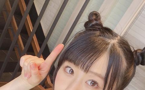 【HKT48】小田彩加が公演に出ようと思ったらメイクさんに止められてしまったわけ&アイドルあるある?拍手するときに職業病が出てしまう