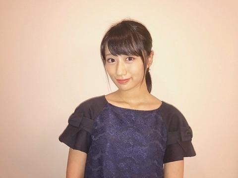 【AKB48】同期なのに関わりのない二人。入った時期が一緒なだけ?【加藤玲奈・藤田奈那】