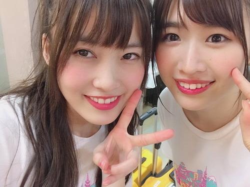 【AKB48】岡部麟が感じた横山由依の服装の変化「最近はめっちゃ可愛く女性らしくなった」&「寒さを忘れる」なんてことはなかったチーム8河口湖での5周年記念ライブ