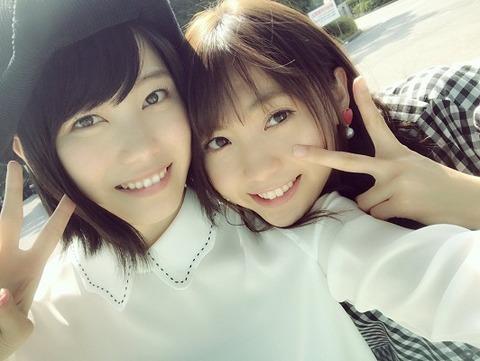 【AKB48】横山由依のスイッチは7年前の思い出にあり。あの時の体験が今に繋がる