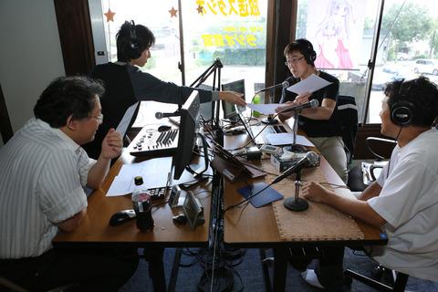 鷲宮サンデーパーク第一週 ラジオ鷲宮放送後記(2013年10月6日)1