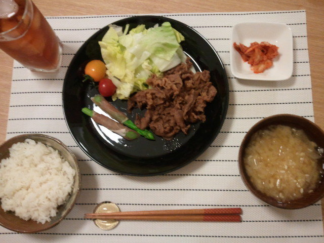 Happy end のその後・・・☆-2012-08-06 19.18.10.jpg