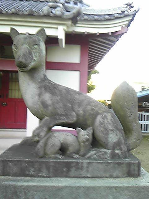 稲荷木神社右