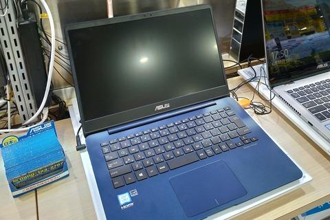 ZenBook購入選定 (1)