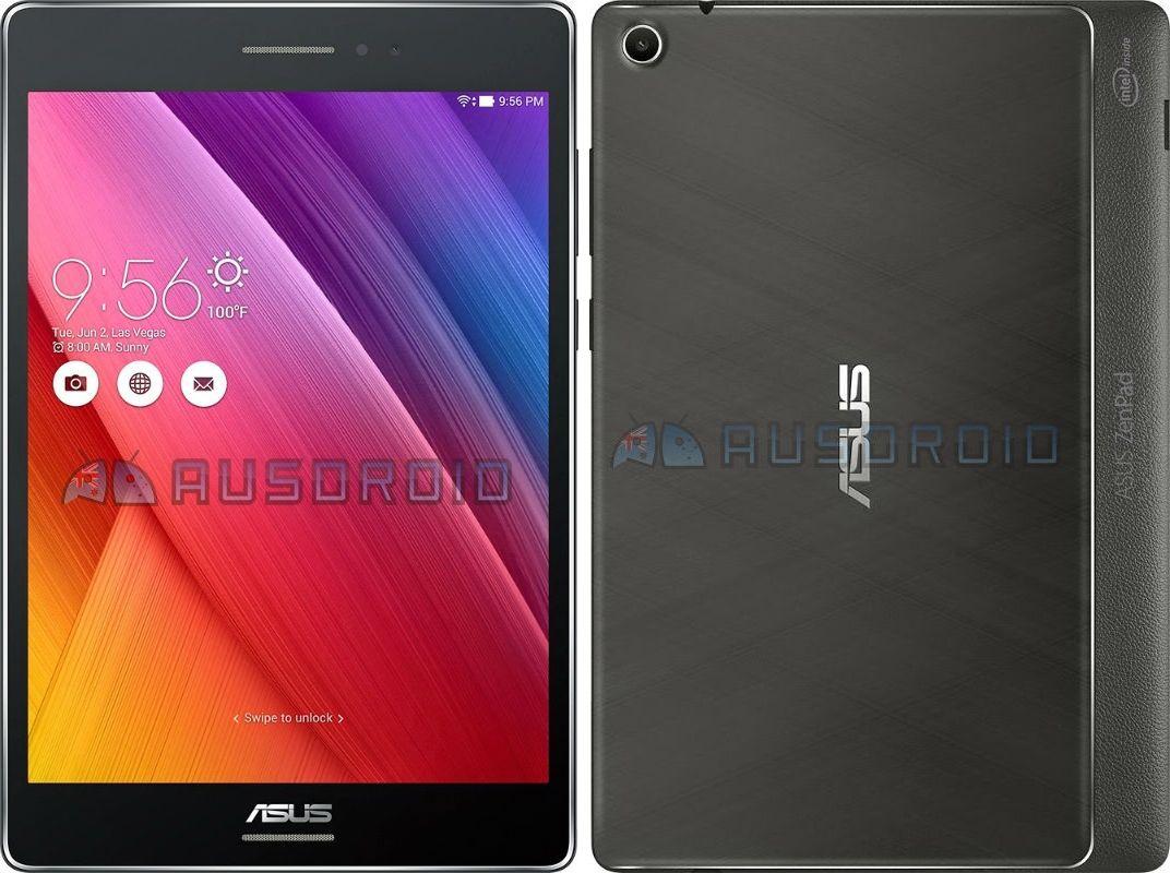 ASUS好きのZenBlog(ゼンブログ)アスペクト比4:3のタブレット「ZenPad」のプレス画像がリーク